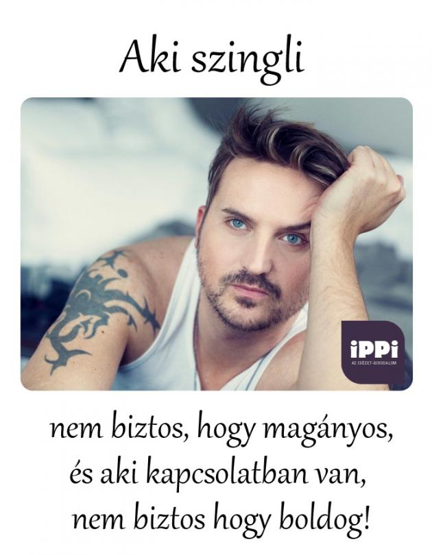 boldog szingli idézetek Kapcsolatok   ippi.hu